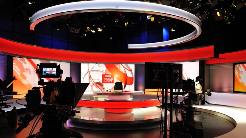 oneofthemostfamousTVstudio