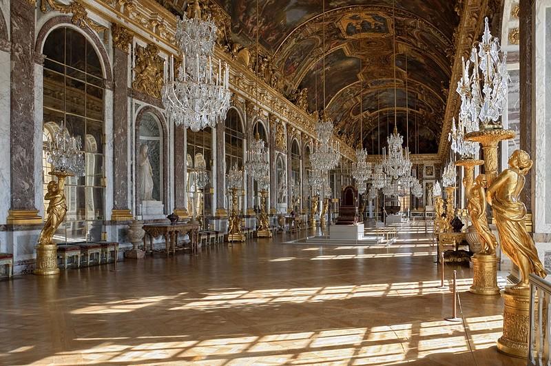 palace of versailles - Galerie_des_Glaces