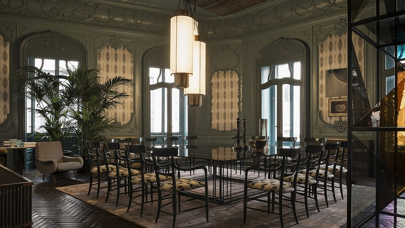 palazzo fendi rome -