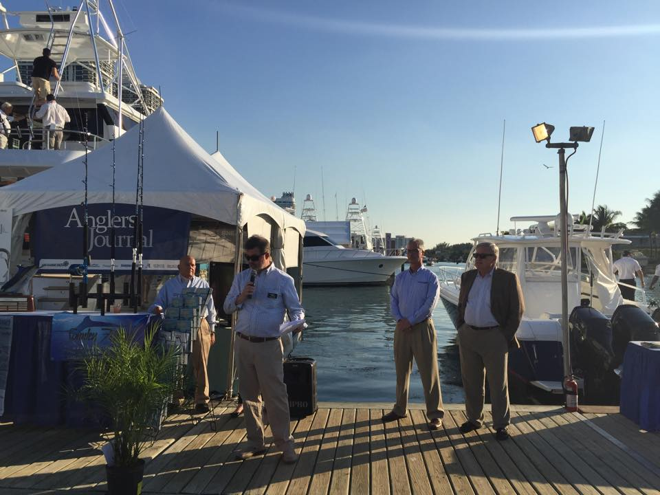 palm beach international boat show aerial view-Boat Show Events - Show Management