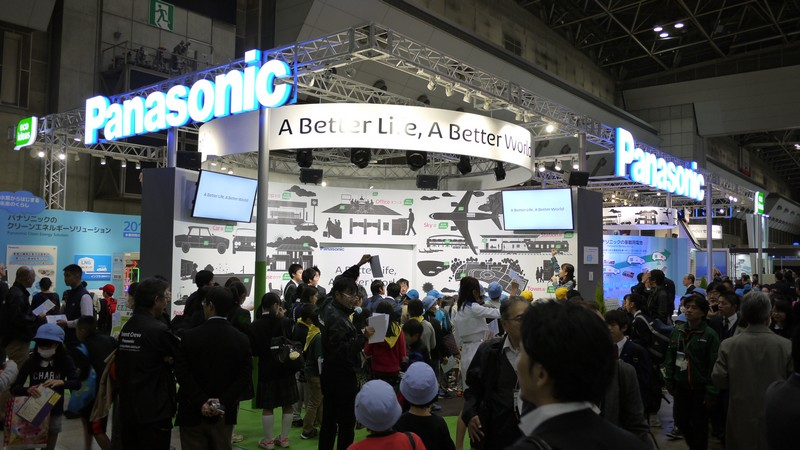 panasonic-zero-eco-house-and-hydrogen-fuel-cell-at-eco-products-2015