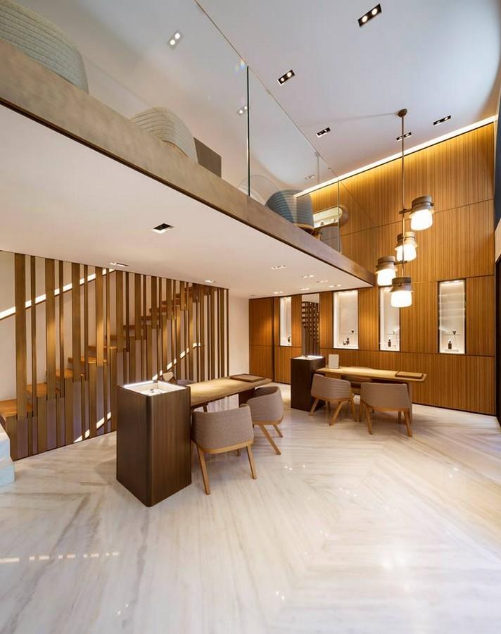 panerai new flagship Milan 2015 opening