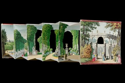 V&A acquires world's largest collection of paper peepshows