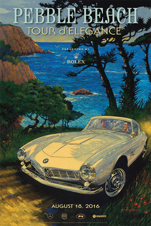 pebble beach concours d elegance - the poster rolex jpg
