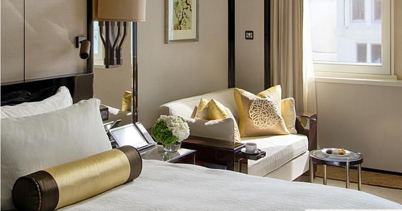 peninsula hotel suite
