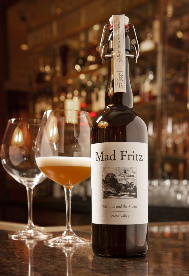 peninsula hotels  beverly hills - ultra-craft brewery Mad Fritz