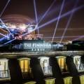 peninsula paris hotel-opening gala night-rooftop terrace
