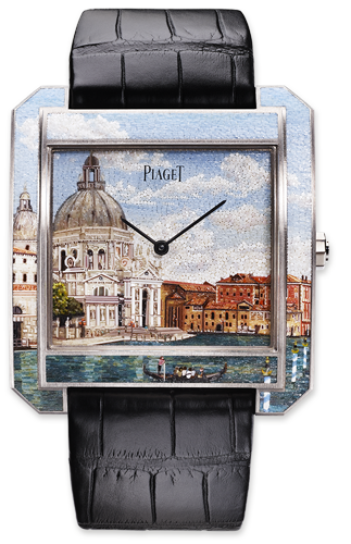 piaget Secrets and Lights - A Mythical Journey by Piaget-The lights of Venice - Festive Elegance watch-2015