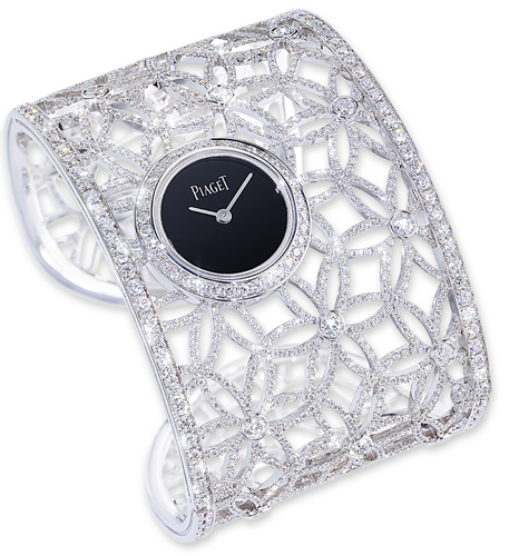 piaget Secrets and Lights - A Mythical Journey by Piaget-The lights of Venice cuff