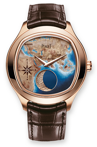piaget Secrets and Lights - A Mythical Journey by Piaget2015