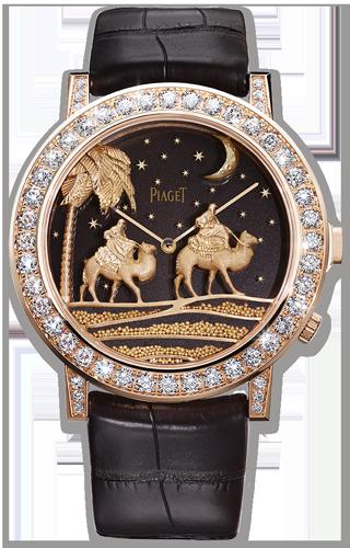 piaget lights of samarcande watch 2015