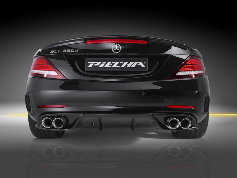 Piecha Design S Racy Slc With Vario Roof Module And Power