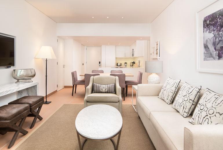 pine cliffs ocean suites - a luxury collection resort algarve - 2luxury2com-Bedroom Ocean Suite - Living Area