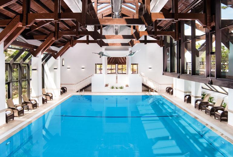 pine cliffs ocean suites - a luxury collection resort algarve - 2luxury2com - Indoor Pool