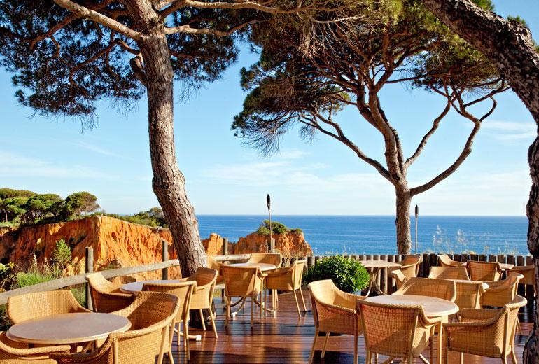 pine cliffs ocean suites - a luxury collection resort algarve - 2luxury2com-Mirador Champagne Bar