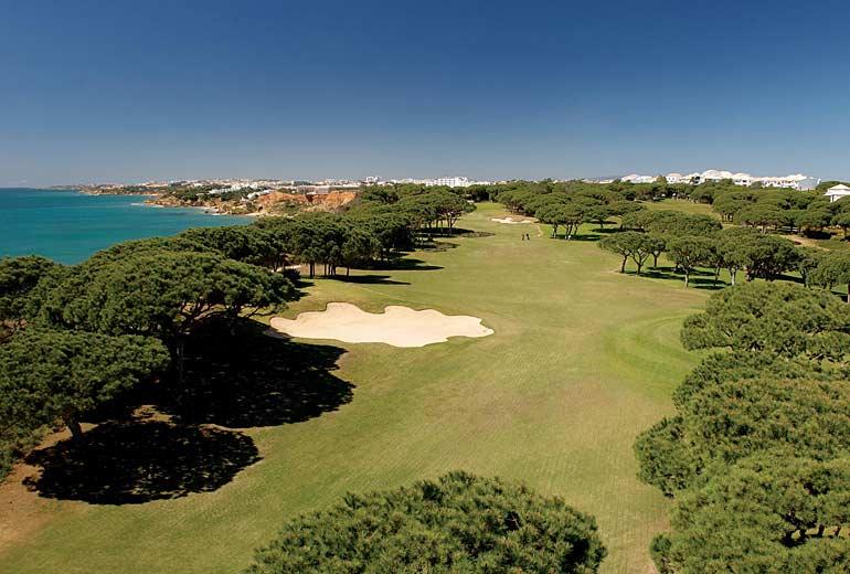 pine cliffs ocean suites - a luxury collection resort algarve - 2luxury2com-Pine Cliffs Golf Course Hole 8