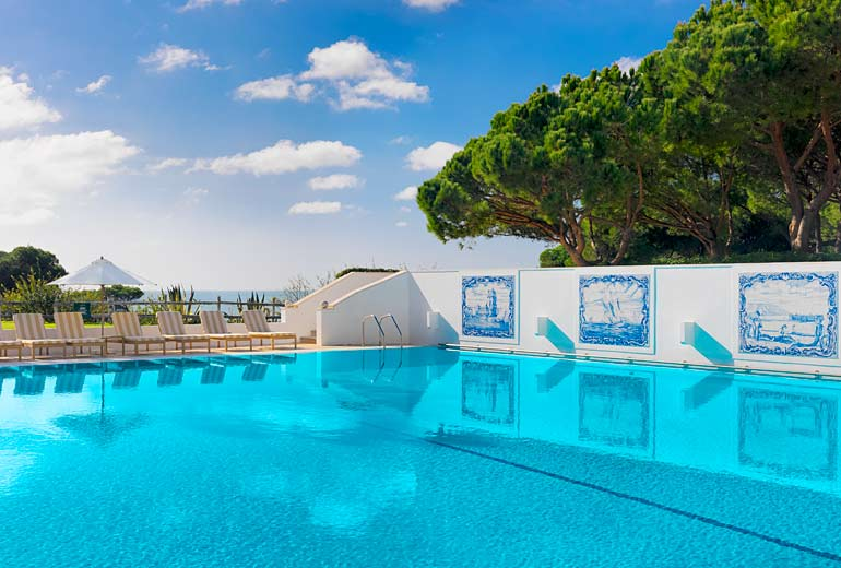 pine cliffs ocean suites - a luxury collection resort algarve - 2luxury2com-Pool