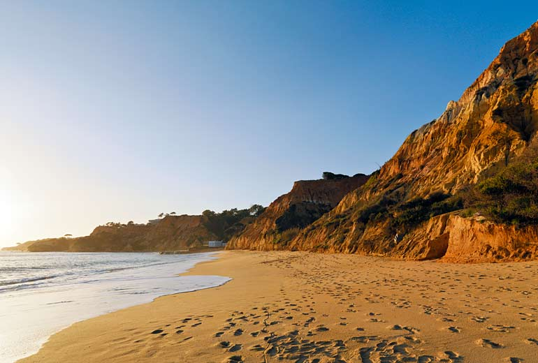pine cliffs ocean suites - a luxury collection resort algarve - 2luxury2com-Praia da Falesia Beach-