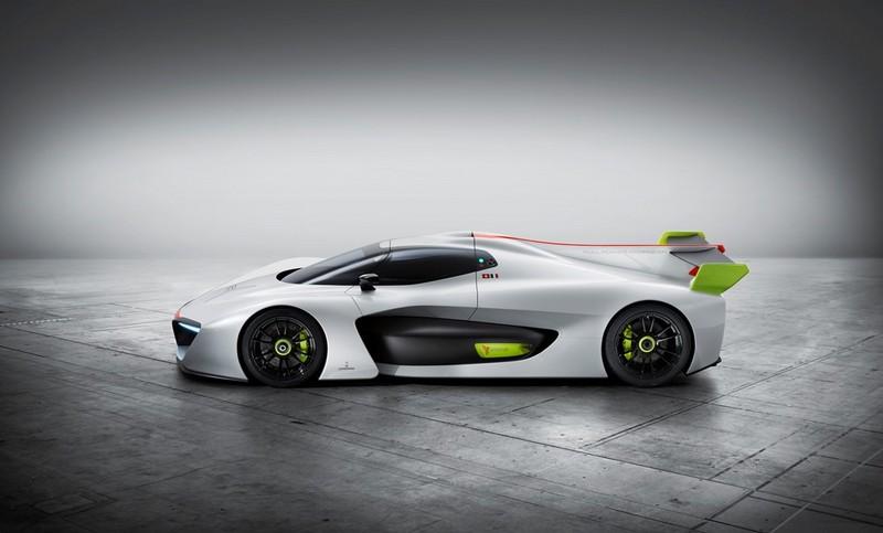 pininfarina at Geneva Motor Show 2016-