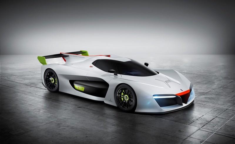 pininfarina at Geneva Motor Show 2016