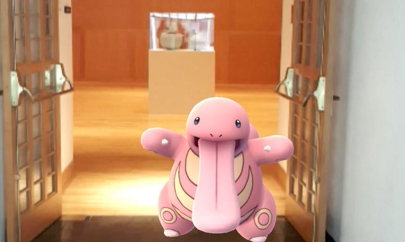 pokemon go art museums july 2016