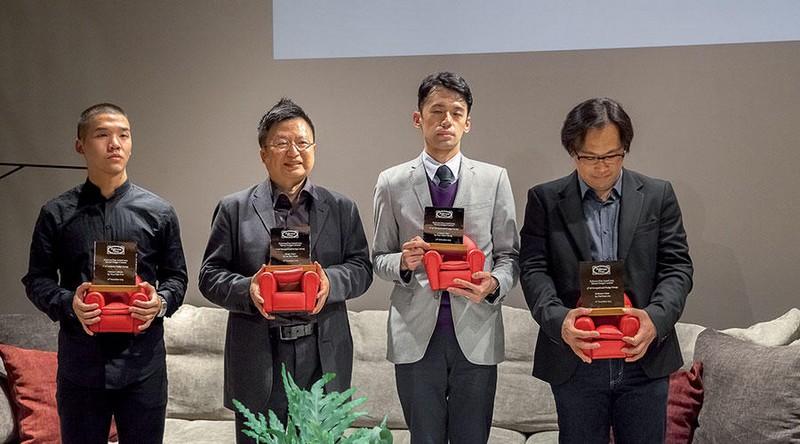poltrona_frau_taiwan-the winners 2015-