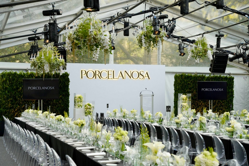 porcelanosa dinner big apple