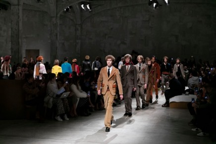 Prada explores the 1970s in a 'naturally enigmatic' collection