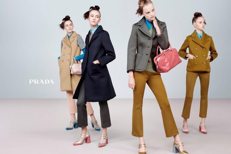 prada fall winter 2015-2016 ad campaign