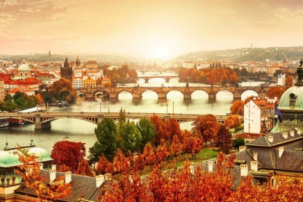 Top Autumn Escapes. These ten hotels worldwide have been named the best destinations for fall 2016