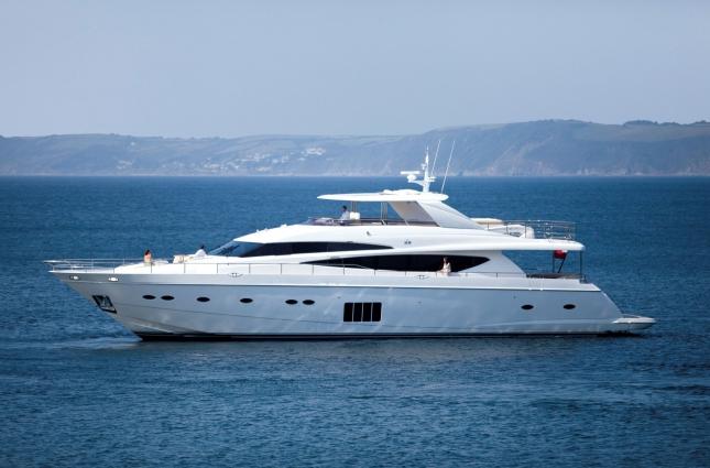 Motorboat Novelties On The Marine Markets Princess Yachts