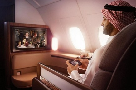 Brace for the in-flight movie that never leaves the ground