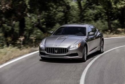 Maserati Quattroporte: car review