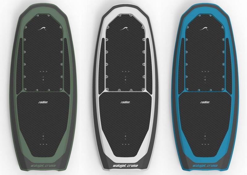 radinn Wakejet Cruise 2015