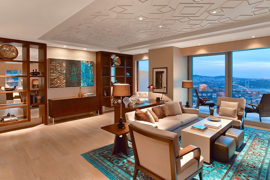 .raffles-istanbul-turkey-suite living area