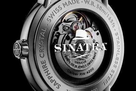 Raymond Weil Sinatra 100 centennial