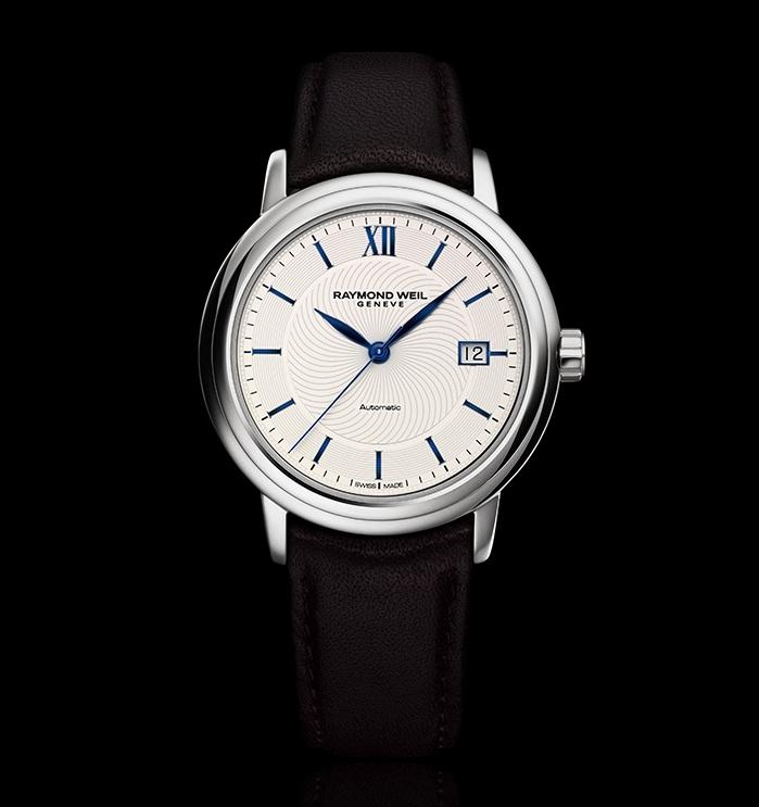 raymonnd weil - Raymond Weil maestro Frank Sinatra limited edition timepiece-2015