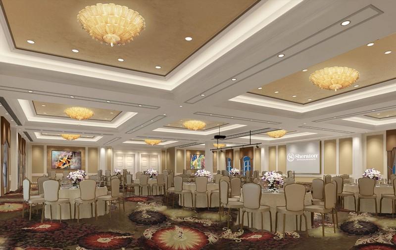 renovated Sheraton Samoa Aggie Grey's Resort-
