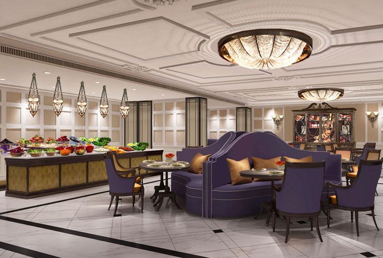 renovated Sheraton Samoa Aggie Grey's Resort-Specialty Restaurant - Rendering