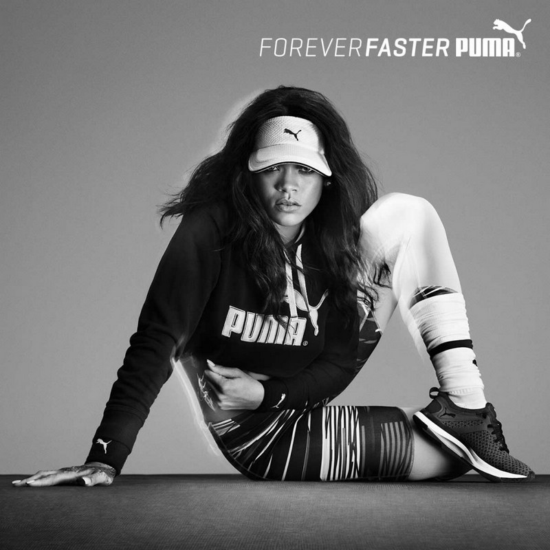 rihanna for Puma 2015 ad
