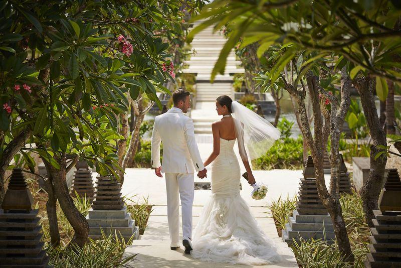 ritz carlton bali--wedding