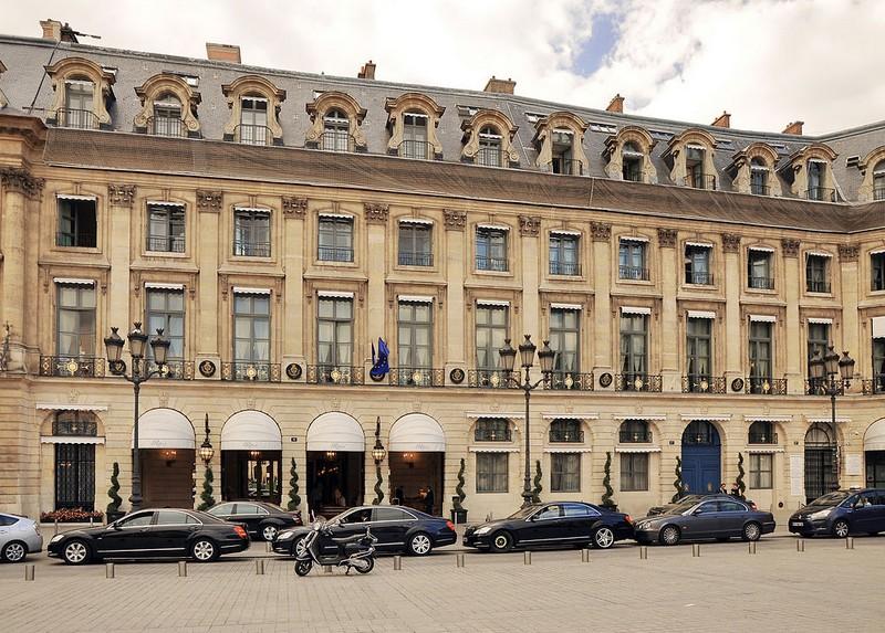ritz paris hotel paris frane