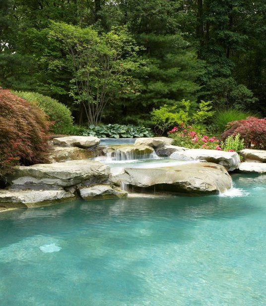 rocks & boulders garden