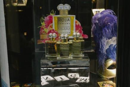 Private perfume consultation with Roja Dove