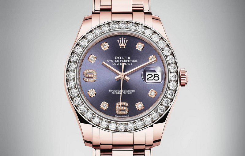 rolex pearlmaster-39- everose