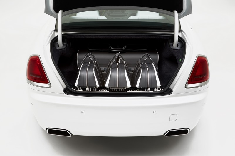 rolls-royce Rolls-Royce luggage collection wraith-