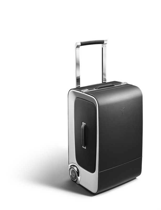 rolls-royce Rolls-Royce luggage collection wraith--