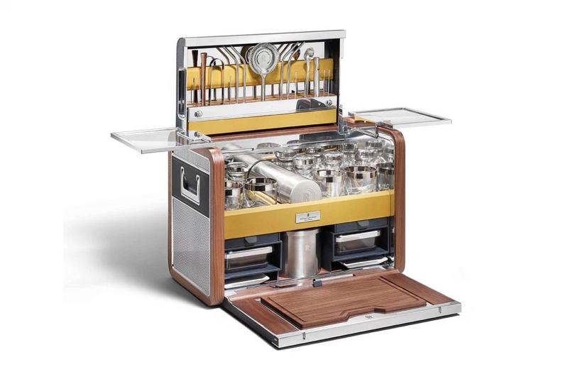 rolls royce luxury cocktail hamper-limited edition 2015 model