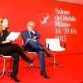 sALONE del Mobile 2015 - press conference