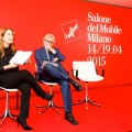 sALONE del Mobile 2015 - press conference